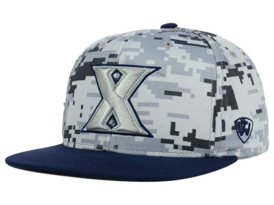 Xavier Musketeers Top of the World NCAA Keen Snapback Cap