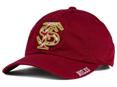 Florida State Seminoles Top of the World NCAA Chevron Crew Cap