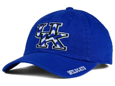 Kentucky Wildcats Top of the World NCAA Chevron Crew Cap