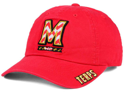 Maryland Terrapins Top of the World NCAA Chevron Crew Cap