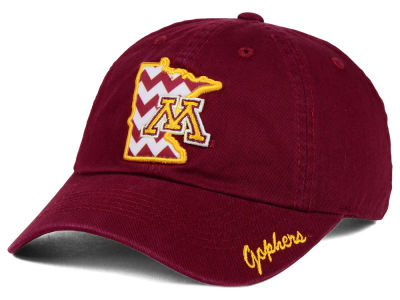 Minnesota Golden Gophers Top of the World NCAA Chevron Crew Cap