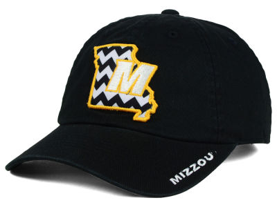 Missouri Tigers Top of the World NCAA Chevron Crew Cap