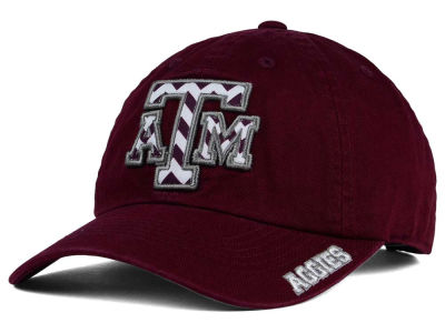Texas A&M Aggies Top of the World NCAA Chevron Crew Cap