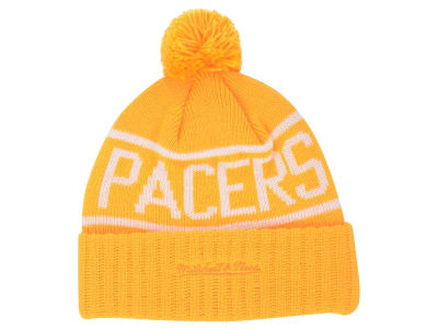 Indiana Pacers Mitchell & Ness NBA Reflective Patch Knit