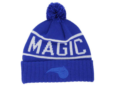 Orlando Magic Mitchell and Ness NBA Reflective Patch Knit