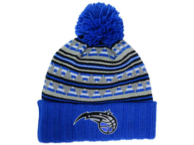 Orlando Magic Mitchell & Ness NBA Mixtec Pom Knit