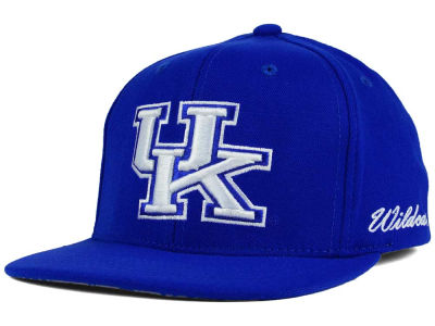 Kentucky Wildcats Top of the World NCAA Paisley Snapback Cap