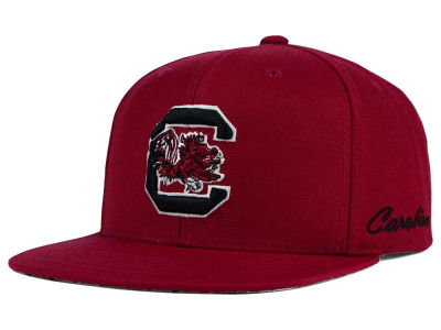 South Carolina Gamecocks Top of the World NCAA Paisley Snapback Cap