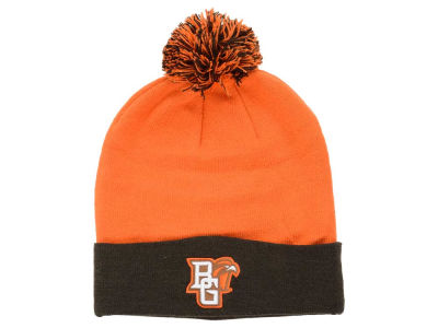Bowling Green Falcons Top of the World NCAA 2 Tone Pom Knit