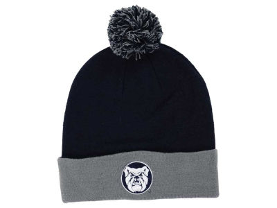 Butler Bulldogs Top of the World NCAA 2 Tone Pom Knit