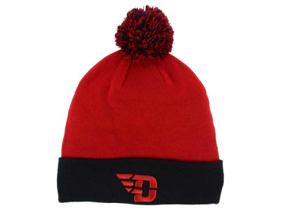 Dayton Flyers Top of the World NCAA 2 Tone Pom Knit