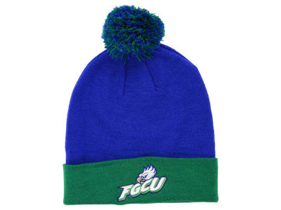 Florida Gulf Coast Eagles Top of the World NCAA 2 Tone Pom Knit