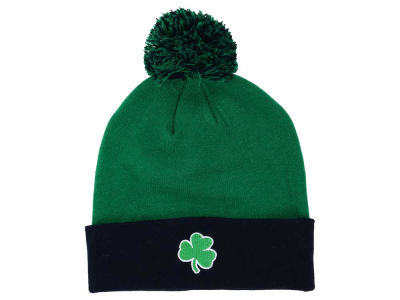 Notre Dame Fighting Irish Top of the World NCAA 2 Tone Pom Knit