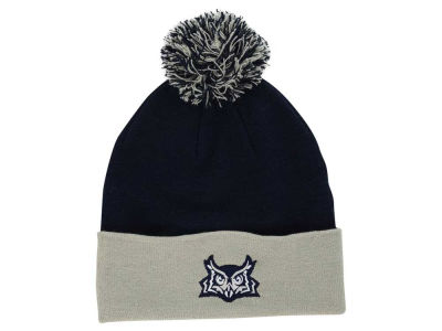 Rice Owls Top of the World NCAA 2 Tone Pom Knit