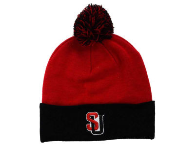Seattle Redhawks Top of the World NCAA 2 Tone Pom Knit