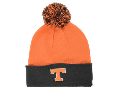Tennessee Volunteers Top of the World NCAA 2 Tone Pom Knit