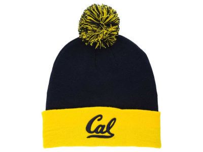 California Golden Bears Top of the World NCAA 2 Tone Pom Knit