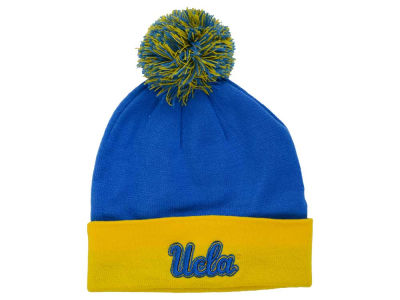 UCLA Bruins Top of the World NCAA 2 Tone Pom Knit