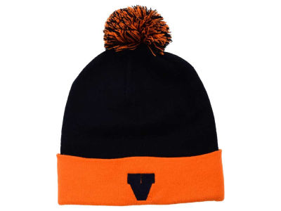 Virginia Cavaliers Top of the World NCAA 2 Tone Pom Knit