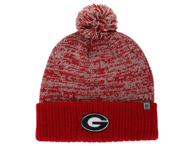 Georgia Bulldogs Top of the World NCAA Team Color Dense Knit