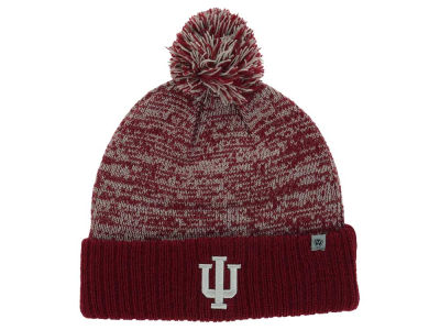 Indiana Hoosiers Top of the World NCAA Team Color Dense Knit