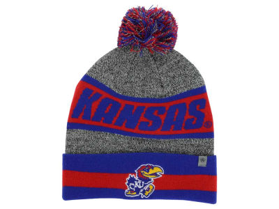 Kansas Jayhawks Top of the World NCAA Cumulus Knit