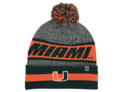 Miami Hurricanes Top of the World NCAA Cumulus Knit