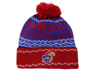 Kansas Jayhawks Top of the World NCAA Sprinkle Knit