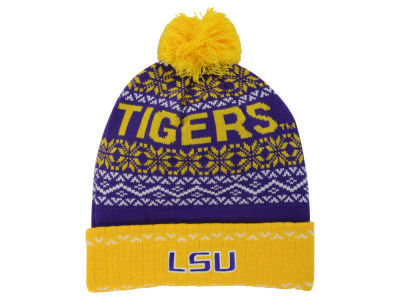 LSU Tigers Top of the World NCAA Sprinkle Knit