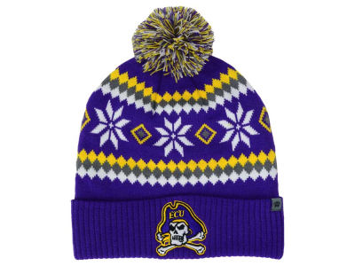 East Carolina Pirates Top of the World NCAA Fogbow Knit