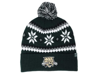 Ohio Bobcats Top of the World NCAA Fogbow Knit
