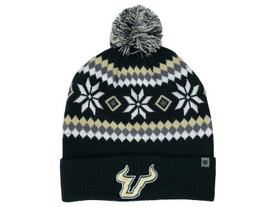 South Florida Bulls Top of the World NCAA Fogbow Knit