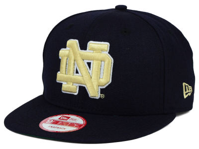 Notre Dame Fighting Irish New Era NCAA Core 9FIFTY Snapback Cap