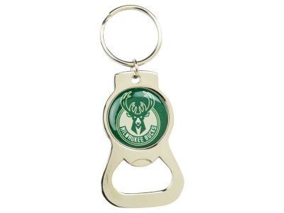 Milwaukee Bucks Aminco Bottle Opener Keychain