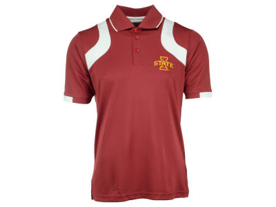 Iowa State Cyclones NCAA Men's Fusion Polo Shirt