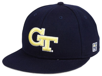 Georgia-Tech The Game NCAA Game Fitted On-Field Hat
