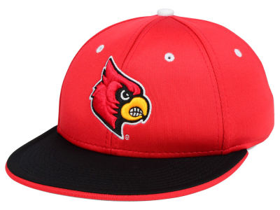 Louisville Cardinals NCAA Game Fitted On-Field Hat