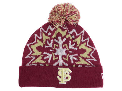 Florida State Seminoles New Era NCAA Glowflake 2.0 Knit