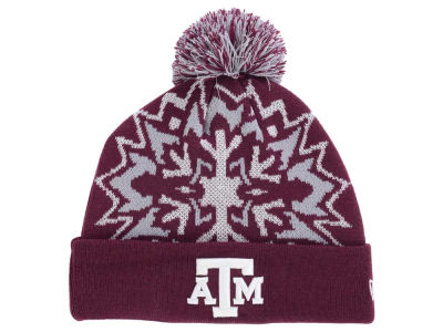 Texas A&M Aggies New Era NCAA Glowflake 2.0 Knit