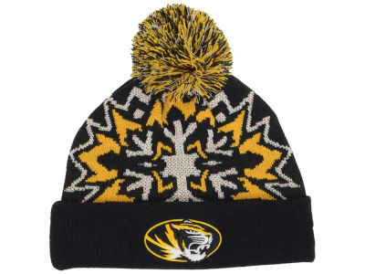 Missouri Tigers New Era NCAA Glowflake 2.0 Knit