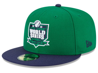 Europe-Africa LL New Era 2015 LLWS Replica On-Field 59FIFTY