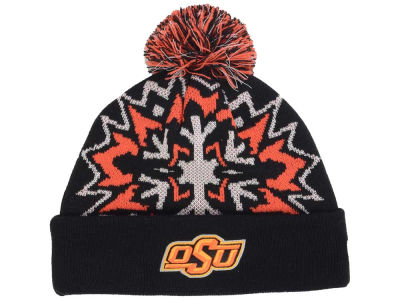 Oklahoma State Cowboys New Era NCAA Glowflake 2.0 Knit