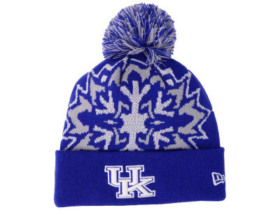 Kentucky Wildcats New Era NCAA Glowflake 2.0 Knit