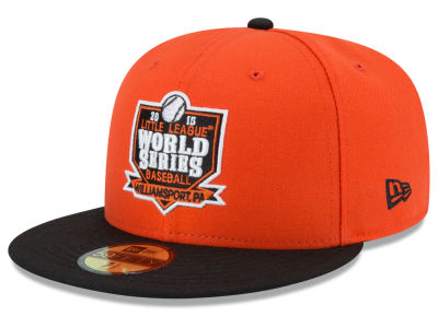 Caribbean LL New Era 2015 LLWS Replica On-Field 59FIFTY