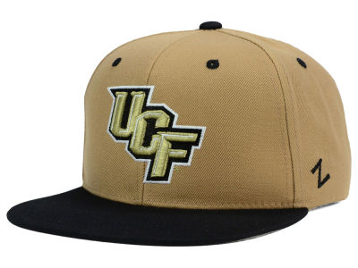 University of Central Florida Knights Zephyr NCAA Z11 Snapback Hat