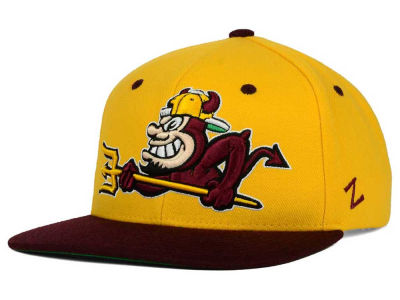 Arizona State Sun Devils Zephyr NCAA Refresh Snapback Hat