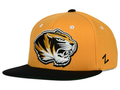 Missouri Tigers Zephyr NCAA Refresh Snapback Hat