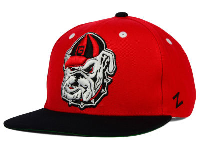 Georgia Bulldogs Zephyr NCAA Refresh Snapback Hat