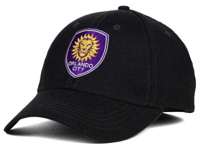 Orlando City SC Antigua MLS Industrial Flex Hat
