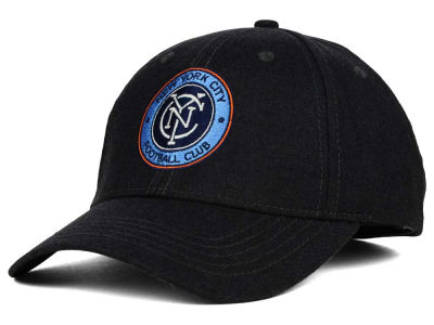 New York City FC Antigua MLS Industrial Flex Hat
